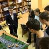 Экскурсия школьников в МАДИ