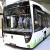 Новые коммерческие электромобили на выставке в Москве