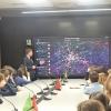 Московские школьники посетили ЦОДД