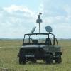 Беспилотное авто для поиска дронов