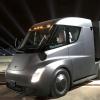 Грузовик Tesla Semi имеет систему полуавтономного вождения