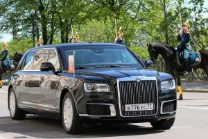 Представлены системы помощи водителю в президентском лимузине