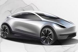 Tesla выпустит бюджетный беспилотник