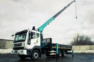 Компания Daewoo Trucks начала продажи шасси новой модели в России