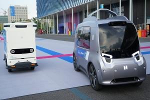 В Германии робомобили разрешили в следующем году