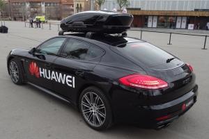 Китайская Huawei занялась автороботами