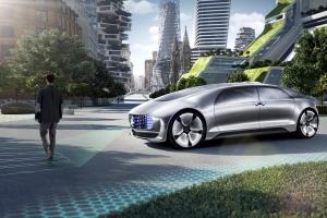 Немецкие гиганты запустят автороботов в Калифорнии