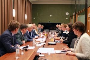 В Финляндии обсудили вопросы развития интеллектуального транспорта