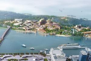 Сингапур создаст островдля испытания беспилотных машин