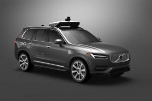 Uber купит у Volvo авто на $300 млн. для создания беспилотников