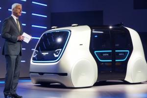 Volkswagen Group вложит 34 млрд евро в беспилотные технологии