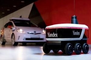 «Яндекс» запустит роботизированную доставку в Дубае