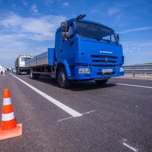 У крымского моста успешно испытаны российские беспилотные авто
