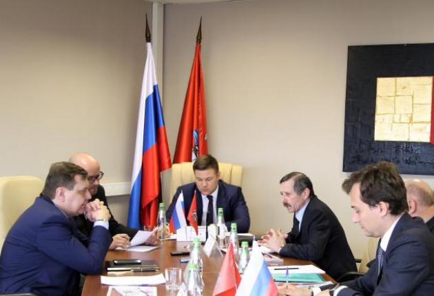Круглый стол «Внедрение беспилотного транспорта на дорогах РФ»