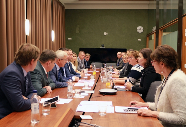 Пятое заседание Рабочей подгруппы по вопросам логистики и интеллектуального транспорта