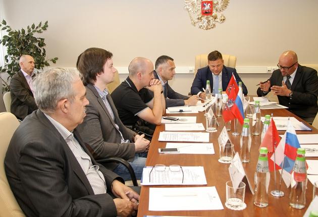 Заседание Рабочей группы «Кибербезопасность»