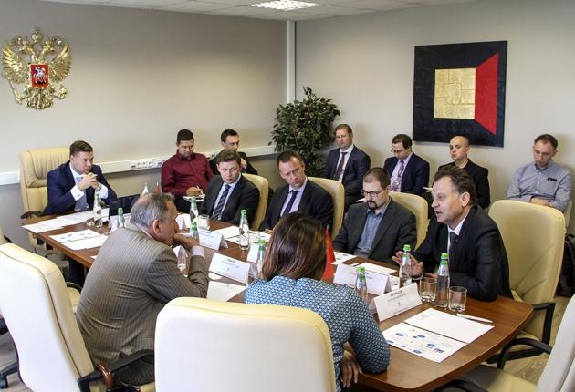 Первое заседание Рабочей группы «Умная дорожная инфраструктура, навигационные технологии и телематика»