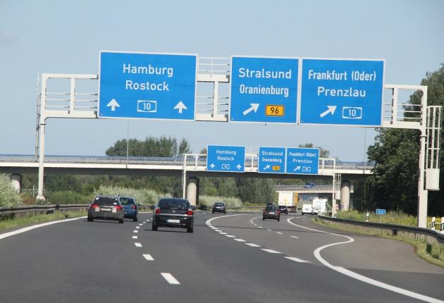 Автопробег «Восточная – Западная Европа». День второй: Берлин – Хиртсхальс