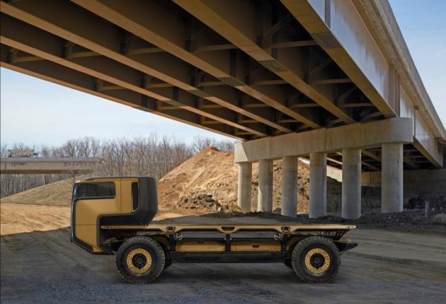 GM займется выпуском автономных грузовиков