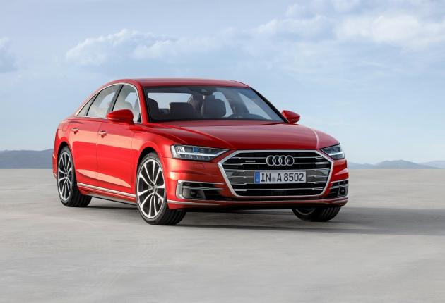 Беспилотный седан от Audi