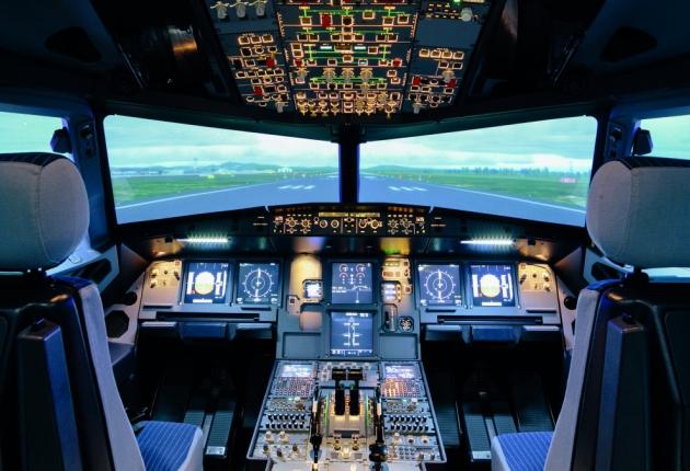 Airbus делает беспилотный пассажирский самолет