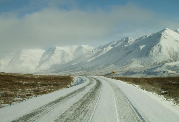 В Арктике появится беспилотный транспорт