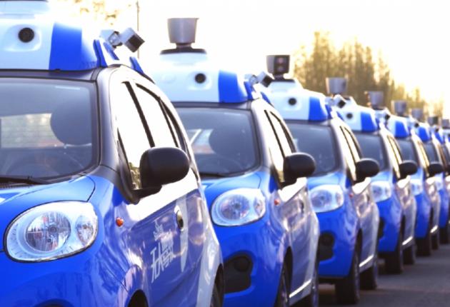 Baidu начнет выпуск беспилотников к 2021 г.