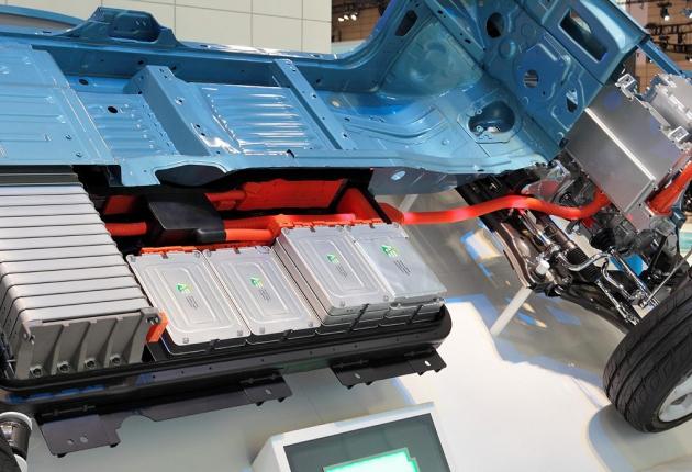 Цены на батареи для электромобилей снижаются