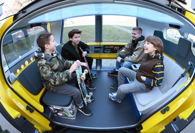 Самарские школьники учатся создавать беспилотники