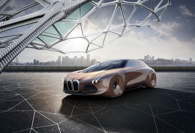 BMW ищет нового партнера для разработки автопилота