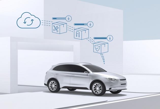 Bosch разработала сервис беспроводного обновления ПО для авто