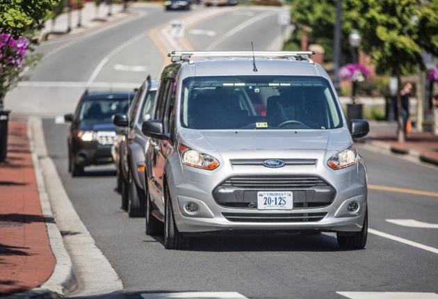 В Калифорнии разрешили машинам ездить без водителя