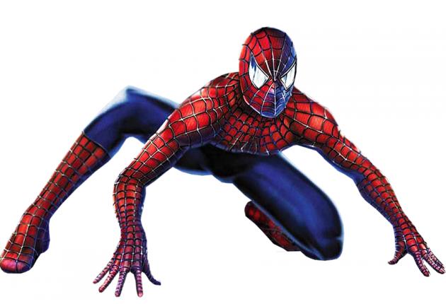 Человек-паук рекламирует беспилотные опции Audi