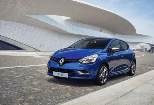 Новый Renault Clio станет электрическим и полуавтономным