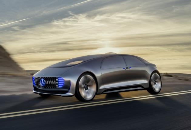 Bosch и Daimler обещают автономность через 3-4 года