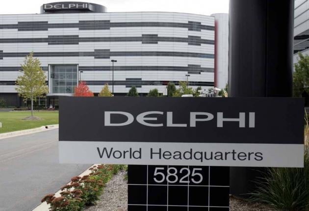 Delphi инвестирует в электронику и передачу данных