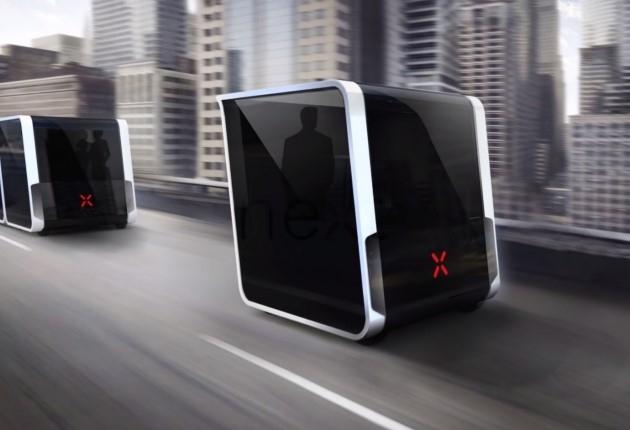 В Дубае представили автономные кабины для мегаполисов