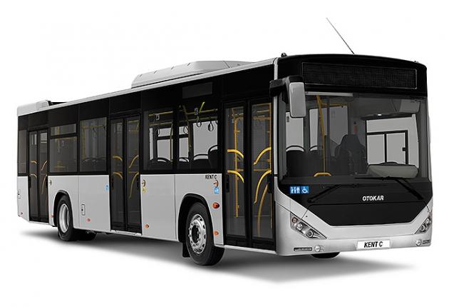В Турцию отправлен первый российский электробус