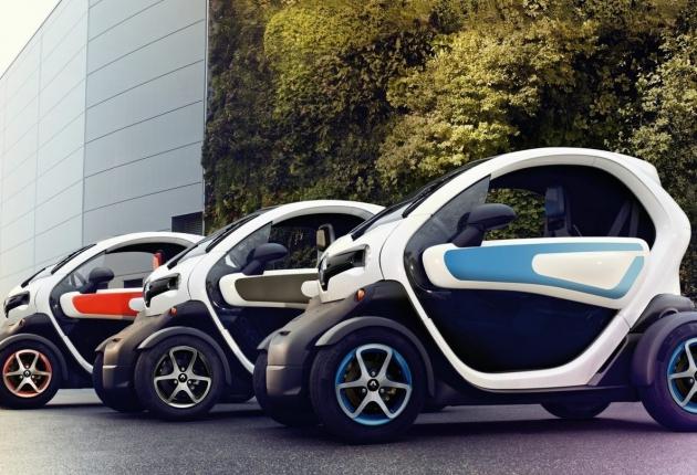 В Приморье авто будут переделывать в электрокары
