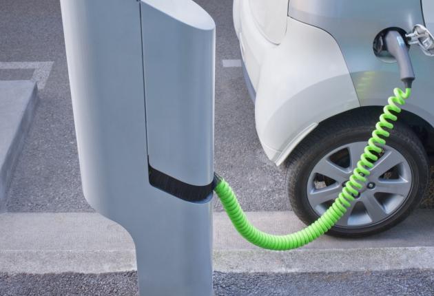 Парк электромобилей в России составляет 1 тыс. единиц