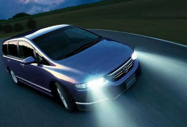 Возможные сценарии освещения для беспилотных автомобилей