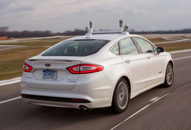 Ford ожидает массовую продажу автономных машин к 2026 г.