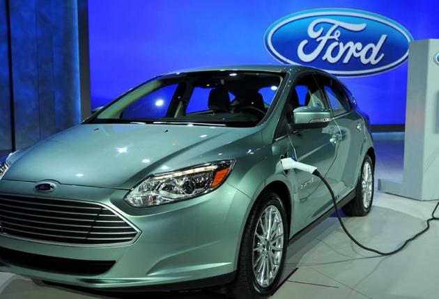 Ford создает СП по выпуску электрокаров в Китае