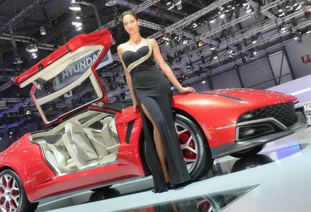Автосалон в Женеве покажет новые беспилотные технологии