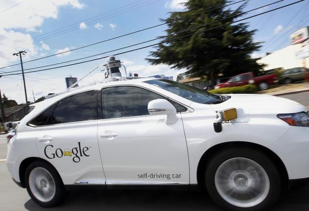 Google построит испытательный полигон для беспилотников
