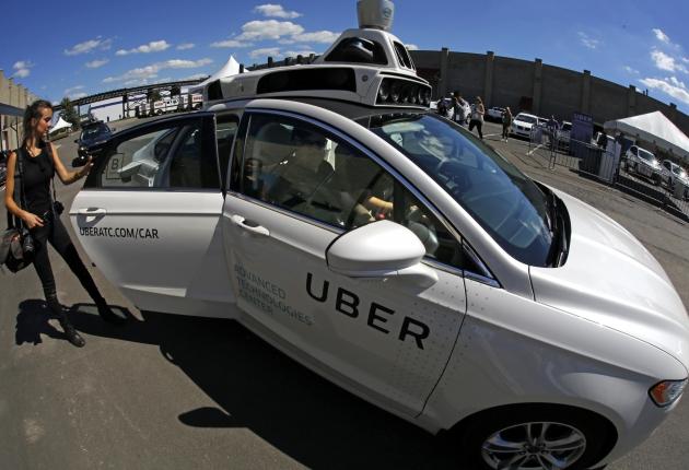 Google против Uber: первые споры на рынке беспилотников