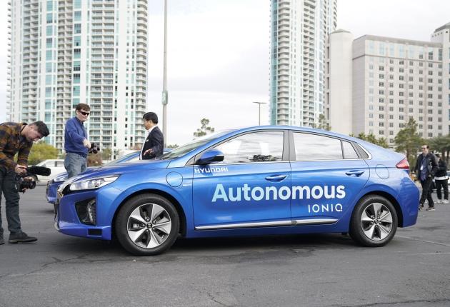 Hyundai создает беспилотник