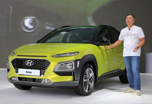 Hyundai становится электрическим