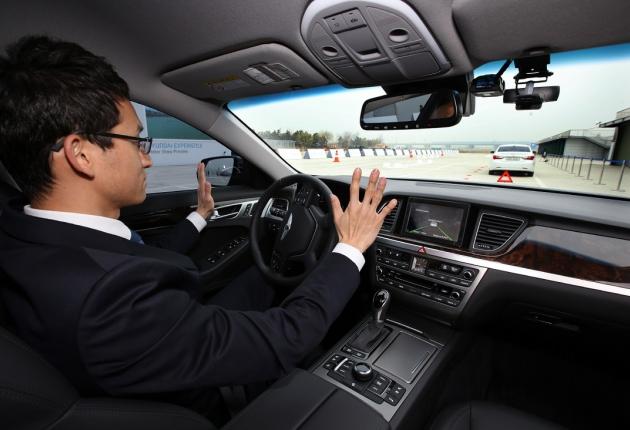 Hyundai готовит бепилотники для Олимпиады 2018 г.
