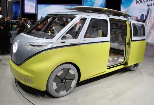 Все модели Volkswagen будут электрическими